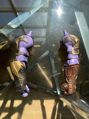 Marvel Legends Armored Thanos Baf Arms