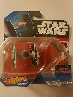 Star Wars Hot Wheels Die-Cast Rebels TIE FIGHTER. New. FREE POSTAGE