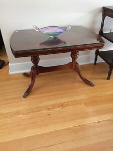Vintage Accent Tables and other