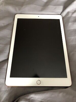 Apple ipad 6th generation, 128GB , Gold