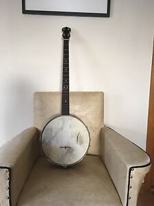 Washburn plectrum banjo for jazz cats! Richmond Clarence Area Preview
