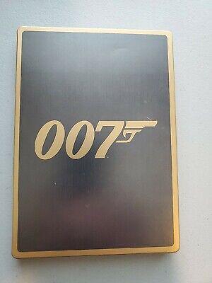 James Bond 007: Quantum of Solace (Microsoft Xbox 360, 2008) steel case