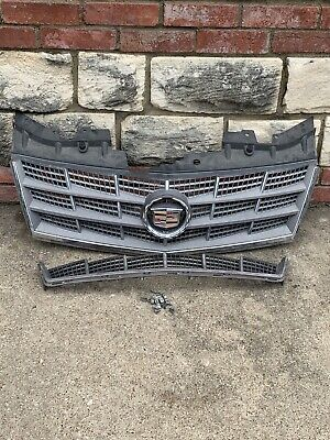 2008 - 2011 Cadillac STS Upper Grill with Emblem