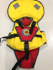 Child's PFD Lifejacket Axis Bambino