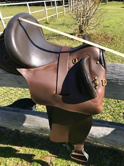Stock Saddle