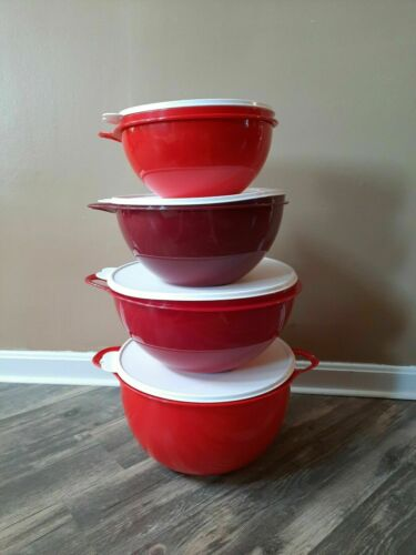 Tupperware Thatsa Bowl 4 Pc Set - Free Ship