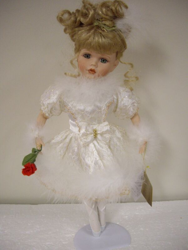"""The Prestige Collection- The Kingstate, 15 1/2"""" inch Ballerina"""
