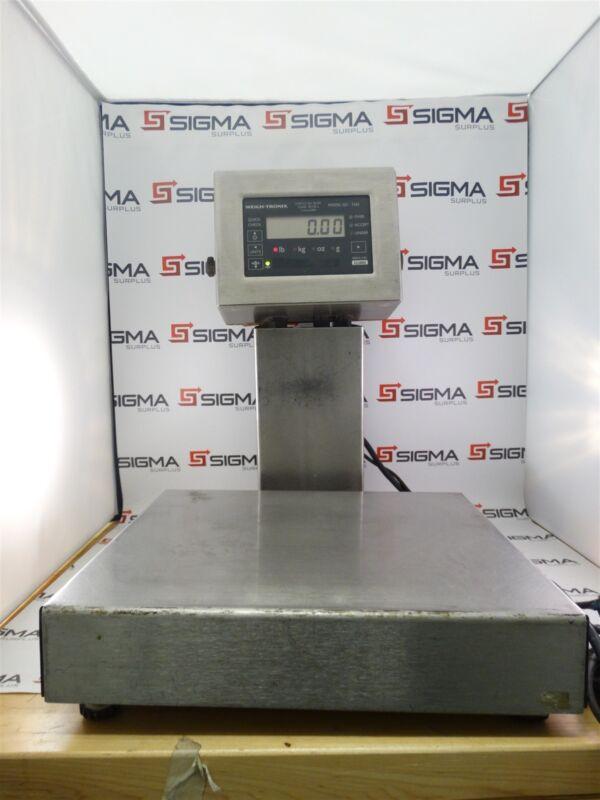 Avery Weigh-Tronix QC3265 BS-12x14-60 Scale Max Cap: 30KG 115VAC 50/60HZ 0.5A