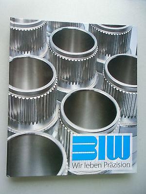 BIW Wir leben Präzision Burger Industriewerk 1958-2010 Schonach Firmengeschichte