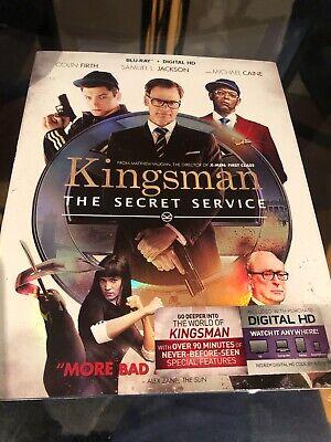 Kingsman: The Secret Service - Blue-Ray, 2015