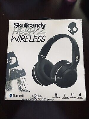 Skullcandy Hesh 2 Bluetooth Wireless Headphones in Black