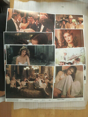 Pretty Baby original vintage lobby cards Complete Set of 8. Mint. Brooke Shields