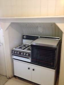 Retro side by side gas stove / cooktop and over Coorparoo Brisbane South East Preview