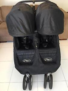 Baby Jogger City Mini Double Pram Albany Creek Brisbane North East Preview