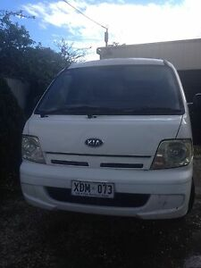 2005 Kia Pregio Van Holden Hill Tea Tree Gully Area Preview