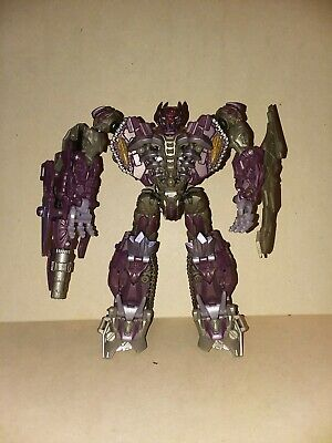 Transformers DOTM Voyager Class Shockwave Action Figure
