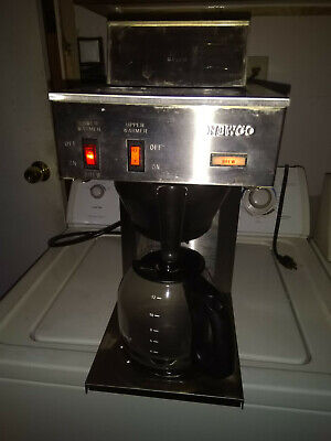 Newco Akh-2 Pourover Commercial Coffee Brewer