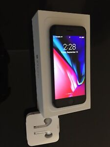 JET BLACK IPHONE 8 64GB WONT LAST LONG GONNA SELL!!!