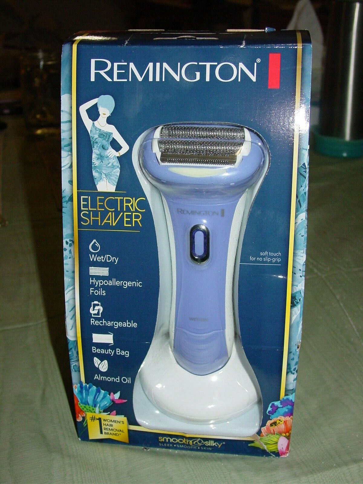 Remington WDF5030 Wet & Dry Women's Rechargeable Electric