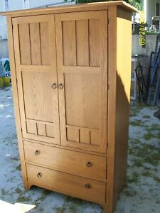 Armoire well made
