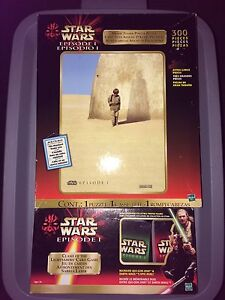 Star Wars Puzzle and Game