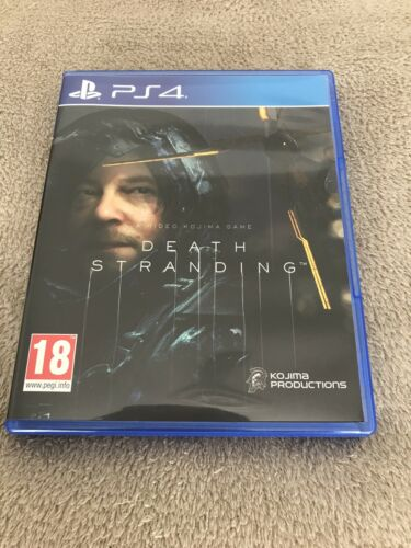 Death Stranding PS4 Game