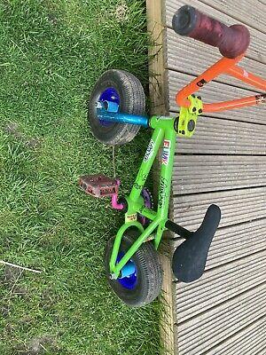 mini rocker bmx bike used