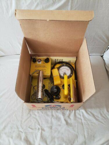Cd V-777-2 Shelter Radiation Detection Kit -  In Original Box