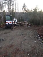 Excavation/septic services