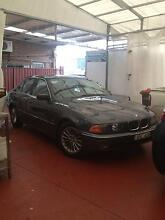 1999 BMW 528i Sedan with long rego very cheap!! Old Guildford Fairfield Area Preview