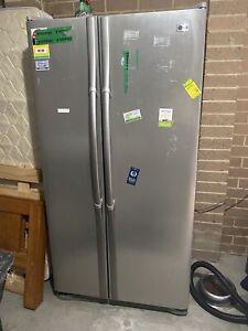 Double door LG fridge and freezer