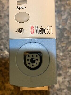 Philips Intellivue Masimo SET SpO2 Module 1843 451261000751 Intelli vue