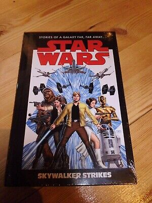 Star Wars: Skywalker Strikes - Volume One - Hardback Graphic Novel.- NEW SEALED