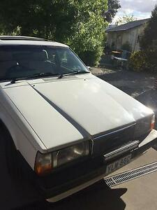 1989 Volvo 7 Sedan Capital Hill South Canberra Preview