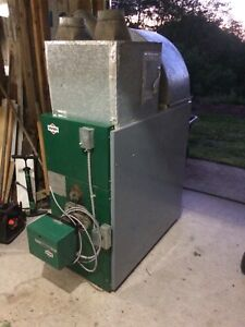 FOR SALE! Oil Fired Warm Air Furnace