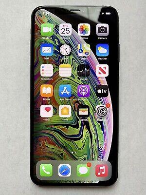 Apple iPhone XS Max - 256GB - Space Gray (Unlocked) A1921 (CDMA + GSM) - PERFECT