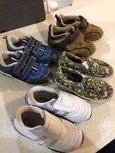 Boys shoes size 7 Royalla Queanbeyan Area Preview