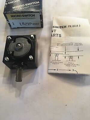 Honeywell Micro Switch Lsz1p Limit Switch Actuator Head For Hdls Series