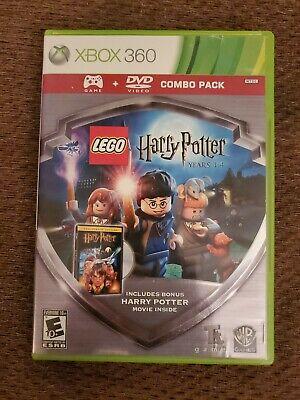 LEGO Harry Potter Years 1-4 (Microsoft Xbox 360)