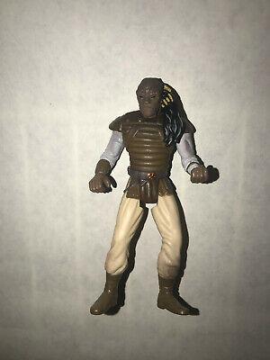 1997 Star Wars Weequay Skiff Guard Action Figure