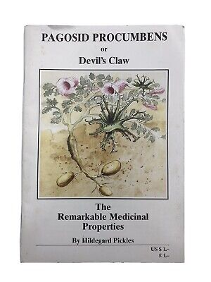 Devil's Claw or Pagosid Procumbens: The Remarkable Medicinal Properties