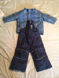 Kids snow gear sizes 2-6 - various pieces available