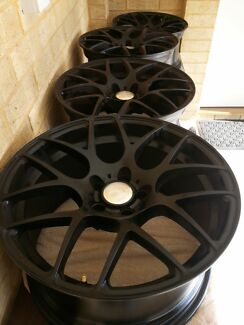 18inch Mercedes SUV stud pattern rims Landsdale Wanneroo Area Preview