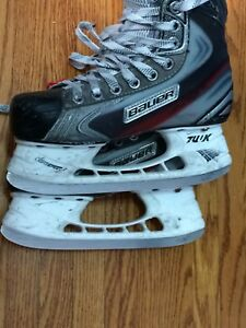 Bauer skates sz 2