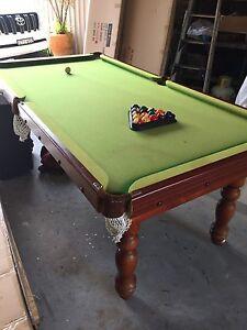 Pool table, Slate 8 x 4 Davistown Gosford Area Preview