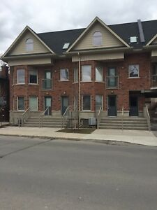 Downtown Hamilton 2 BR Townhouse, steps to GO & St Joseph's