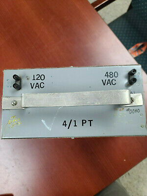 Portable 41 480120 Voltage Potential Transformer