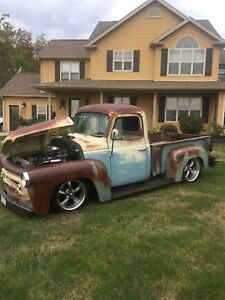 1956 International Pickup Traditional Hot Rod