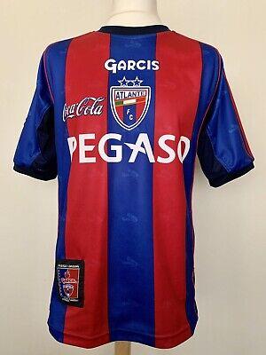 Atlante FC 2005-2006 home #9 football shirt jersey maillot camiseta trikot image