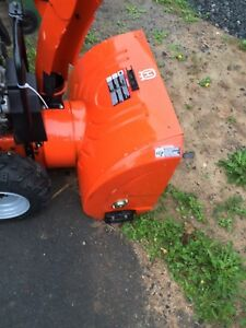 Snowblower/snow blower husqvarna 414cc 30''cut